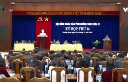 Khai mạc Hội đồng nhân dân tỉnh Quảng Nam