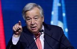 Tổng Thư ký Liên Hợp Quốc thất vọng về kết quả Hội nghị COP25