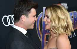 Scarlett Johansson nói về hôn phu: Anh ấy là tình yêu của cuộc đời tôi