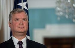 Mỹ thúc đẩy đàm phán về Triều Tiên