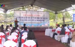 Xây dựng bia tưởng niệm liệt sĩ Thanh Hóa tại Quảng Nam