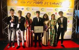 Đoàn học sinh Hà Nội giành giải Phim Xuất sắc tại LHP Thiếu nhi quốc tế châu Á lần thứ 13