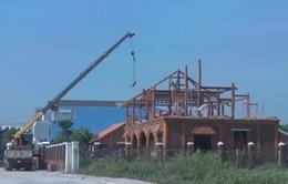 Đồng Nai: Cưỡng chếbiệt thự gỗ giữa cù lao Phố