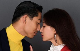 Vợ chồng Lâm Chí Linh đắt show chụp ảnh tạp chí