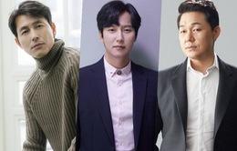 Loạt mỹ nam tham gia phim điện ảnh do Jung Woo Sung đạo diễn