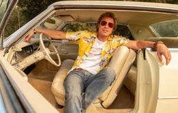 Brad Pitt giành giải tại LHP Santa Barbara