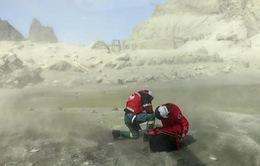 New Zealand hoàn tất xác định danh tính các nạn nhân vụ núi lửa phun trào