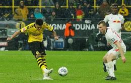 Kết quả, bảng xếp hạng vòng 16 giải VĐQG Đức: Dortmund 3-3 Leipzig, Werder Bremen 0-5 Mainz 05...