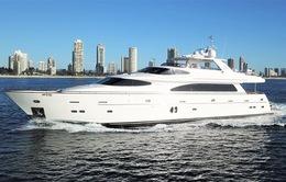 Australia tham vọng thành trung tâm nghỉ dưỡng bằng siêu du thuyền
