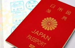 Hộ chiếu Nhật được xếp hạng quyền lực nhất thế giới
