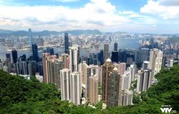 Giá nhà tại Hong Kong, Trung Quốc giảm mạnh