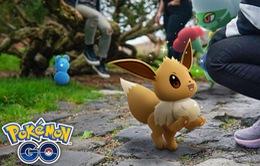 Pokémon GO thêm tính năng tương tác với Pokémon đồng hành