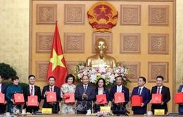 Doanh nhân phải có khát vọng Việt Nam hùng cường
