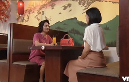 """Hoa hồng trên ngực trái - Tập 39: Lo lắng chuyện lệch tuổi, San được mẹ Khang """"bật đèn xanh"""""""