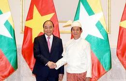 Động lực mới trong quan hệ Việt Nam - Myanmar