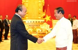 Tuyên bố chung Việt Nam - Myanmar