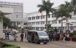 Kíp trực ca sản phụ tử vong tại Bệnh viện hữu nghị Việt Nam-Cuba Đồng Hới bị tạm đình chỉ