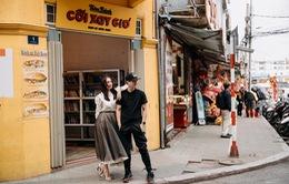 Bị chê quá lệch tuổi với Huỳnh Anh trong Tiệm ăn dì ghẻ, Dương Cẩm Lynh nói gì?