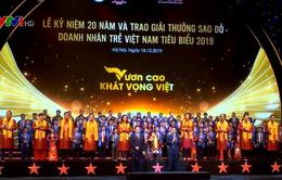 Trao Giải thưởng Sao đỏ 2019 cho doanh nhân trẻ tiêu biểu
