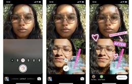 Instagram cập nhật tính năng chia sẻ nhiều ảnh trên cùng một Story