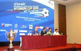Lần đầu tiên tổ chức ngày hội bóng đá 7 người lớn nhất cả nước