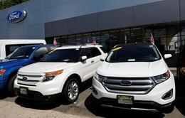 Doanh số bán ô tô tại Mỹ có thể vẫn vững bất chấp dịch COVID-19