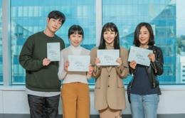 Phim mới của Seo Kang Joon và Park Min Young có buổi đọc kịch bản đầu tiên