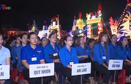 Hội trại Tuổi trẻ Bình Định xây dựng và bảo vệ Tổ quốc