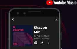 YouTube Music thêm tùy chọn mới cho người nghe nhạc