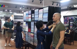 Quảng Nam: Hội An đưa sản phẩm may mặc truyền thống ra thế giới