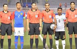 U22 Malaysia 4-0 U22 Timor Leste: Fayyadh lập cú đúp mở ra hy vọng