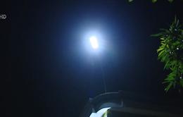 Xu hướng sử dụng đèn năng lượng mặt trời tại vùng nông thôn
