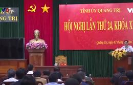 Tỉnh ủy Quảng Trị hội nghị ban chấp hành Đảng bộ