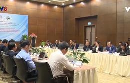 Đà Nẵng: Hội nghị thường niên bộ Tài nguyên Môi trường Việt Nam - Lào