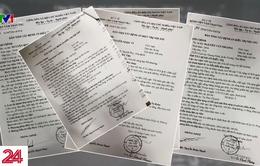 Bắt 6 cán bộ làm hồ sơ khống hưởng trợ cấp chất độc hóa học