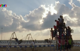 Vợ chồng Ấn Độ lập trại trẻ mồ côi sau khi sóng thần cướp mất con
