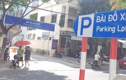 Đà Nẵng chính thức thu phí bãi đỗ xe 255 Phan Châu Trinh