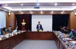 Kiểm tra công tác phòng chống tham nhũng tại Liên đoàn Luật sư Việt Nam và Liên hiệp các Hội khoa học và kỹ thuật Việt Nam