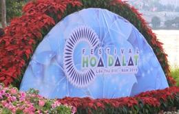 Hôm nay (20/12), khai mạc Festival hoa Đà Lạt 2019