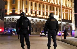 Nổ súng gần cơ quan an ninh Nga, 3 người thiệt mạng