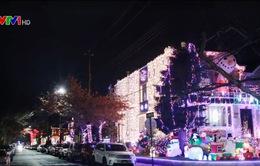 Dyker Heights - Khu phố Giáng sinh lớn nhất New York