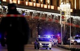 Xả súng giữa Thủ đô Moscow, Nga