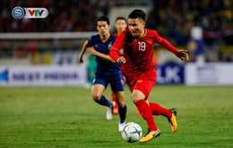 Việt Nam đóng góp tới 4 cầu thủ trong đội hình tiêu biểu bóng đá Đông Nam Á