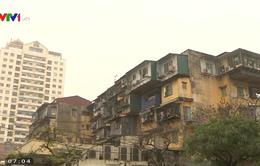 """Loay hoay tìm cách """"gỡ vướng"""" cải tạo chung cư cũ"""