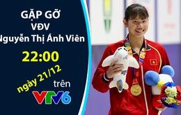 """Gặp gỡ Nguyễn Thị Ánh Viên trong bản tin """"360 độ thể thao"""""""