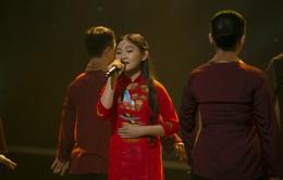 """Từng ví như """"ngọc nữ Bolero nhí"""", Nghi Đình vẫn bị nhạc sĩ Nguyễn Hoàng Duy chê hát không rõ lời"""