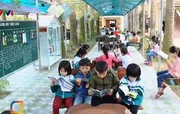 """Thư viện """"xanh"""" ở Nam Định"""