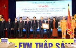Tập đoàn Điện lực Việt Nam kỷ niệm 65 năm ngày truyền thống
