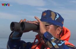 Bộ đội Biên phòng Quảng Trị cùng ngư dân vươn khơi bám biển