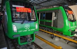 Dự án đường sắt Cát Linh - Hà Đông: Các đoàn tàu được cấp chứng nhận đăng kiểm tạm thời